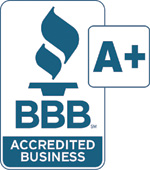 BBB Accredited Business since 11/01/2013